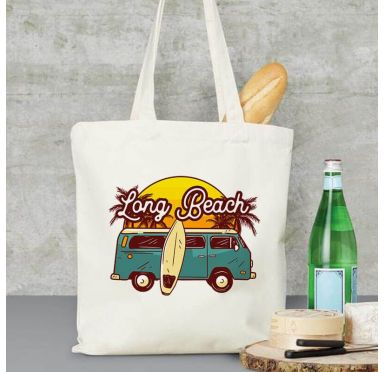 Exemple sac de plage Long beach