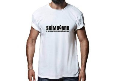 T shirt Skim Break Homme