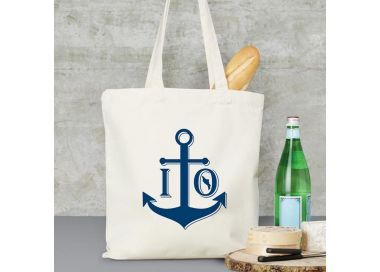 Exemple Tote bag ancre