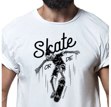 Zoom T-shirt Skate or die