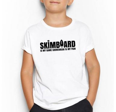 T shirt Skim Break Enfant