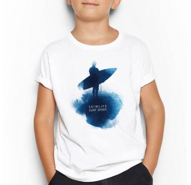 T shirt Surf Ink Enfant