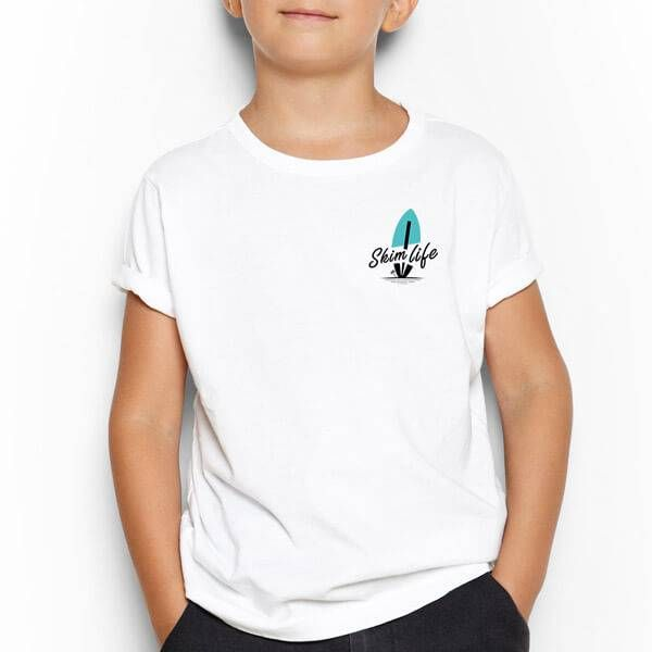 T shirt SkimLife Short Enfant