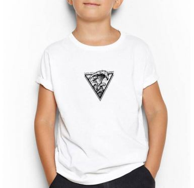 T shirt Surf Skimboard Spirit Wave Enfant